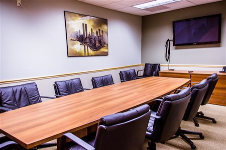 Liberty Office Suites - Montville - Front Conference Room