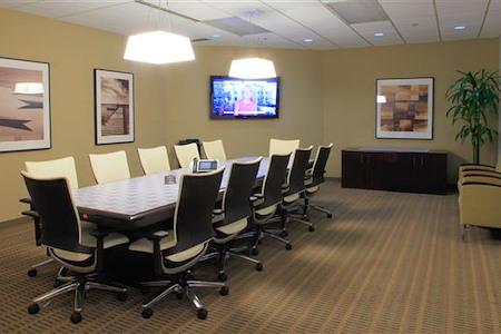 Pacific Workplaces - Palo Alto - Venture Boardroom