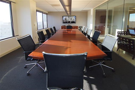 Pacific Workplaces - Capitol - Capitol Boardroom