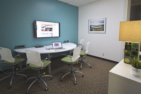 Pacific Workplaces - Cupertino - Winesap Meeting Room 141