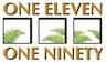 Logo of One Eleven One Ninety