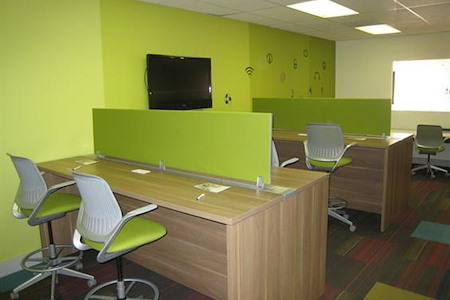 VenturePoint Medical Center - Coworking Space @5460Babcock