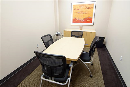 Pacific Workplaces - Greenhaven - Pocket Meeting Room