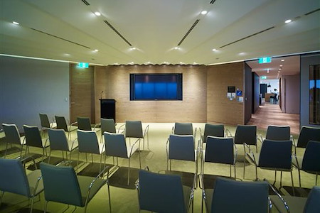 GPT Group - MLC Centre Workplace - Auditorium, L51
