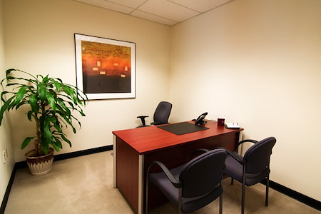 Pacific Workplaces - Capitol - Day Office 903