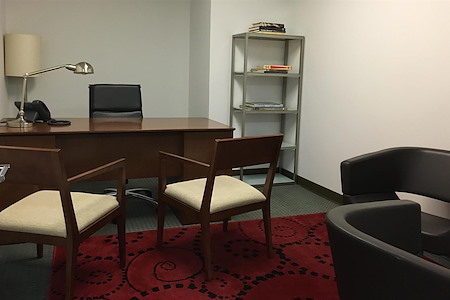 Rockefeller Group Business Centers-45 Rockefeller Plaza - Day Office 1