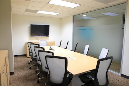 Pacific Workplaces - San Francisco - Sword Conf Room