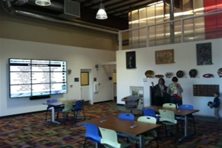 Santa Cruz Public Library, Scotts Valley - Meeting Room