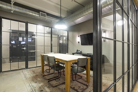 WorkHouse NYC | Midtown - Grand Central - Conference Room- 5th Fl (TV)