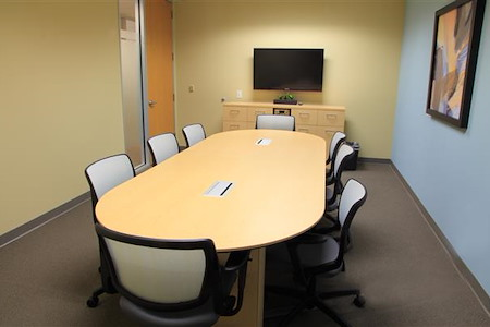 Pacific Workplaces - San Mateo - Alcove Conf Room