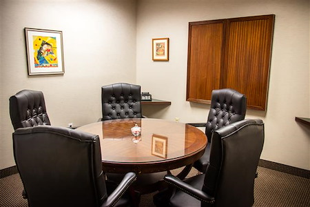 OfficeNJ - Bridgewater - Small Conference Room