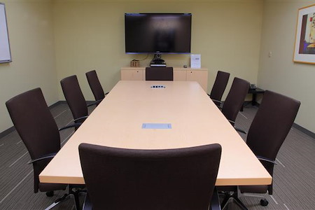 Pacific Workplaces - San Mateo - The HD Conference Room