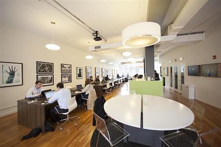 Oficio - 30 Newbury - Oficio Coworking Space