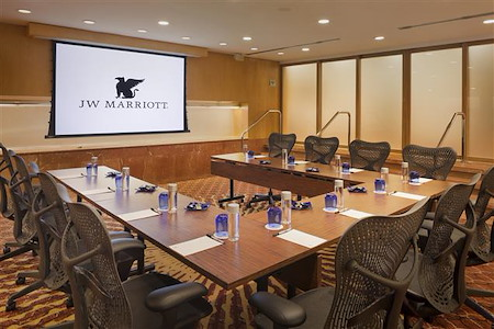 JW Marriott San Francisco Union Square - Sutter -Pacific Conference Ct