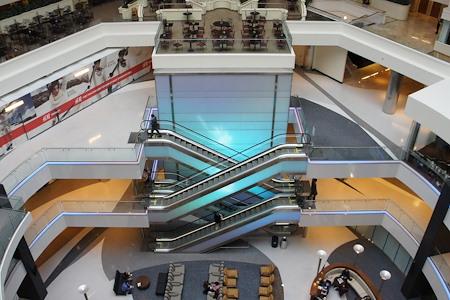 AdvantEdge Workspaces - Chevy Chase, DC Center - Beautiful, Atrium-view Office