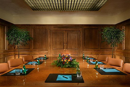 Houston Marriott Westchase - The Diplomat Boardroom