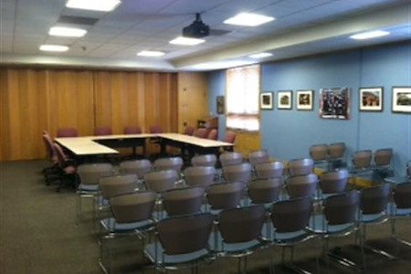 Santa Cruz Public Library, Downtown - Meeting Room