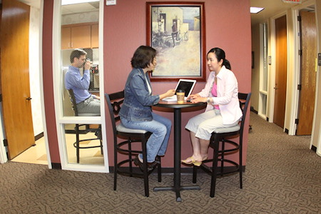 Pacific Workplaces - Cupertino - The Business Lounge