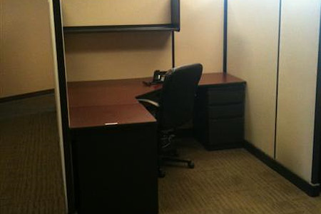 Silicon Valley Business Center - Flex Desk/Day Pass