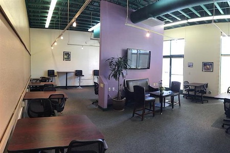 Silicon Valley Business Center - Fordyce Room