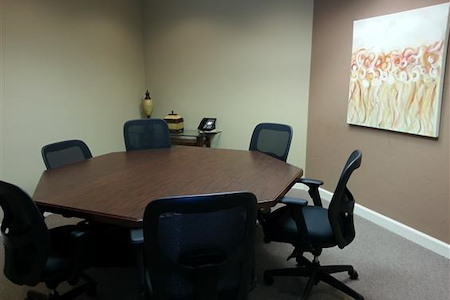 Peachtree Offices at Lenox, Inc. - Peach Room