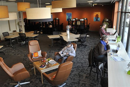 The Commons Excelsior - Coworking Day Pass
