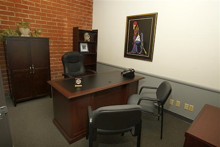 C.W. Business Center at LAX - Executive Office