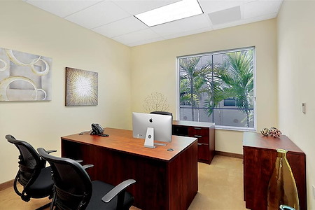 Premier Executive Center- Naples - Executive Day Office #231- seats 3