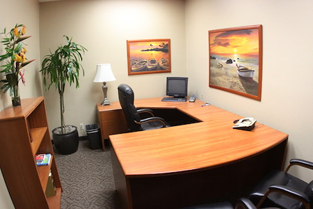 Pacific Workplaces - Cupertino - Day Office 126